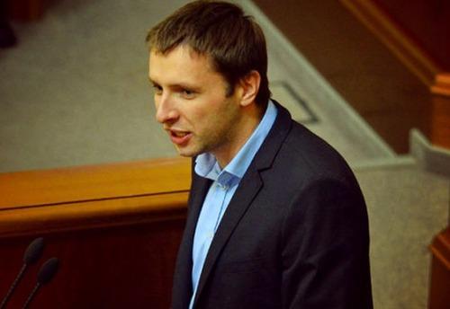 Парасюк уходит из УКРОПа