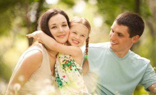 Психология любви: материнская и отцовская любовь