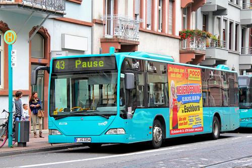 11-летний школьник угнал рейсовый автобус и развозил пассажиров