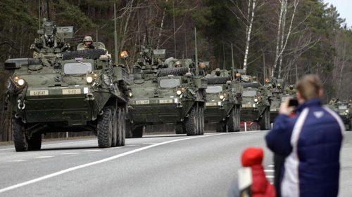 Европа готовится к войне с Россией