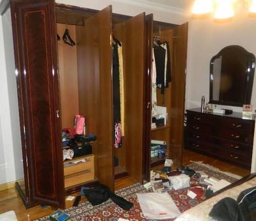 В Киеве ограбили квартиру экс-министра обороны Кузьмука