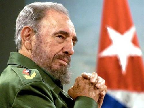 Фиделю Кастро на юбилей сделали необычный подарок