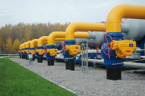 Украина запускает газ на биржу
