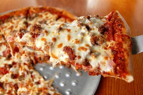 Пышная пицца за 30 минут