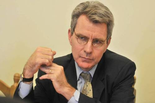 Посол США напоследок пообещал Украине военную помощь