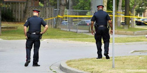В канадском Торонто неизвестный застрелил троих человек из арбалета