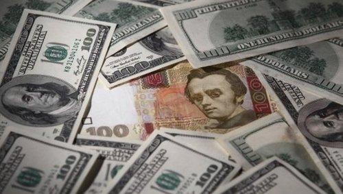 Чтобы купить валюту в Украине, нужно заболеть