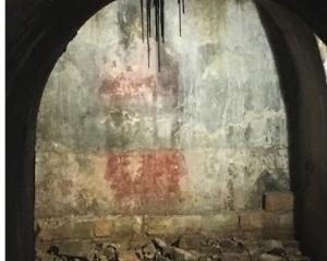 В Полтавской области в подвале школы откопали 170-летнюю церковь