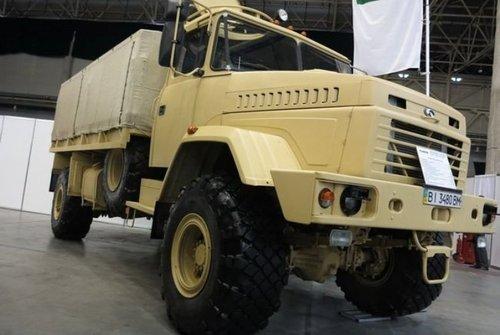 Основным внешним рынком сбыта украинских грузовых автомобилей стал Египет