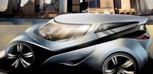 Машины будущего (ВИДЕО)