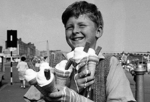 Теплые кадры из детства времен Союза