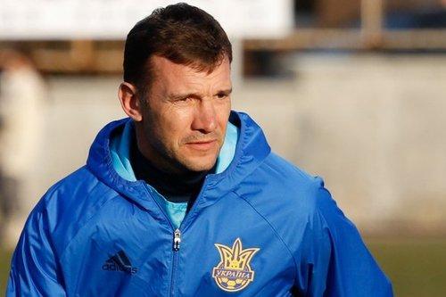 Шевченко отсеит еще трех игроков