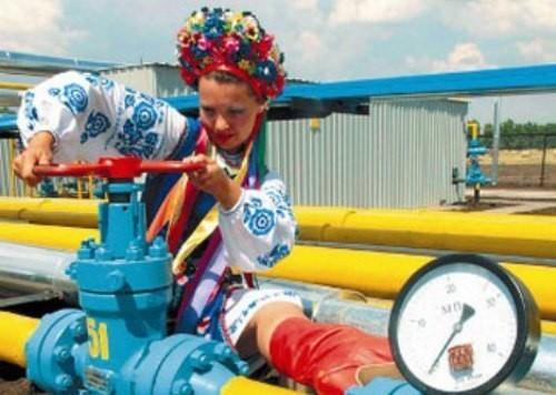 Українці сіли на «газову дієту»