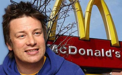 Джейми Оливер доказал в суде, что McDonald's травит своих клиентов