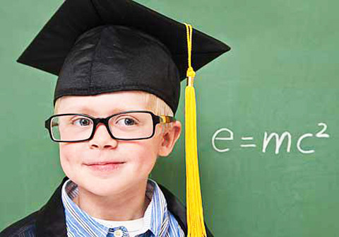 Дети наследуют интеллект от мамы