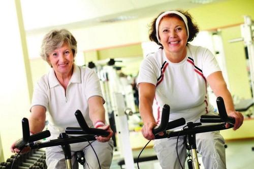 Фитнес – лучшее средство от морщин