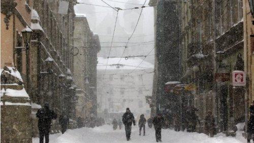 В этом году зима в Украине может быть затяжной и очень холодной.