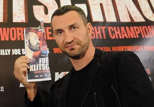 Бой-реванш Кличко перенесли на 10 декабря