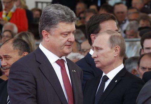 """""""Надежды"""" Порошенко насчет Путина очень призрачны - Константин Боровой"""