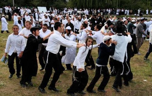 Еврейский Новый Год в Умани: почему хасиды едут отмечать Рош Ха-Шан в Украину