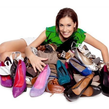 Виды обуви в фотографиях. Классификация