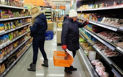 В Украину вернулась инфляция