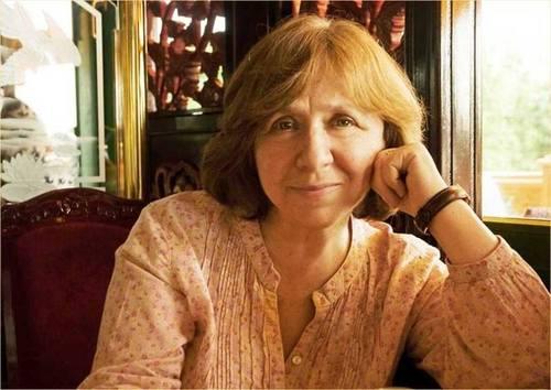 Светлана Алексиевич. Часть 2-я (1945-2015)