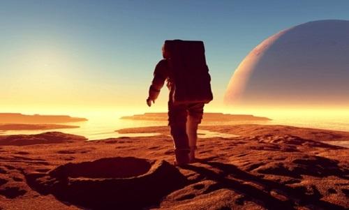 США отправят человека на Марс к 2030 году