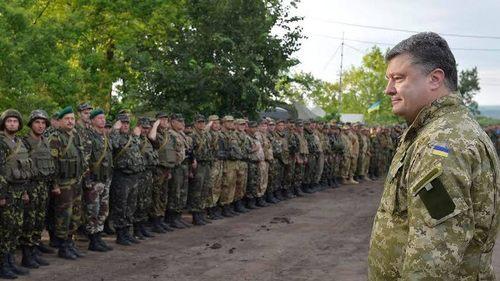 Украинская армия с конца октября станет контрактной
