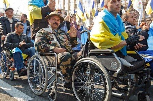 Инвалидам АТО больше не будут выдавать квартиры