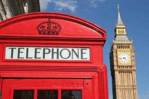 В Лондоне исчезнут телефонные будки