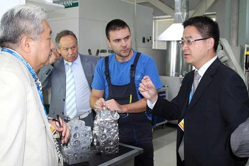 Китайцы вложили в харьковский завод 30 млн долларов
