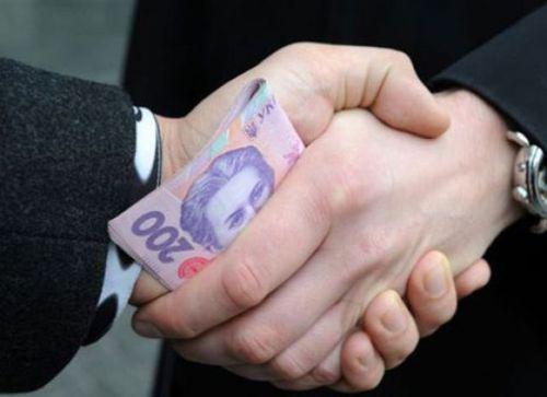 Украина попала в список самых коррумпированных стран Европы