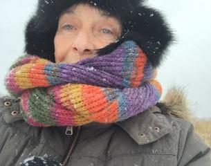 Маша Слоним: «Во время обыска я заснула»
