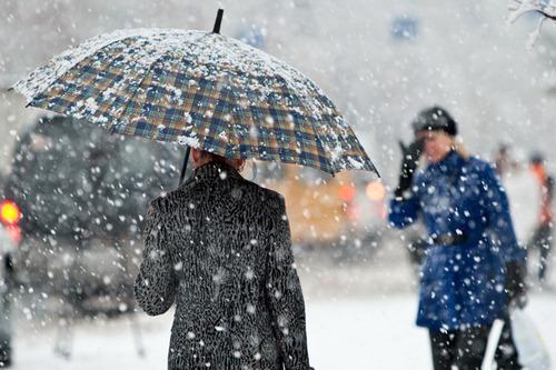 Погода в Украине 26 ноября