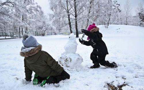 Погода в Украине 5 декабря