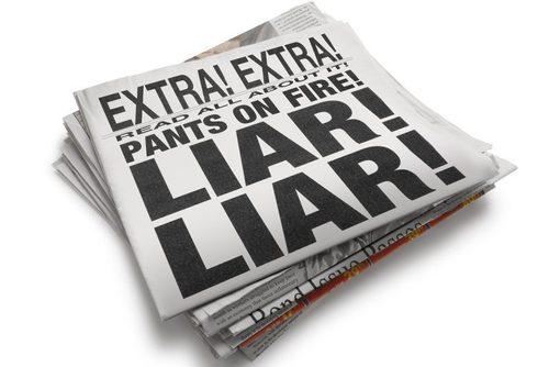 Фальшивые новости, фальшивые истории