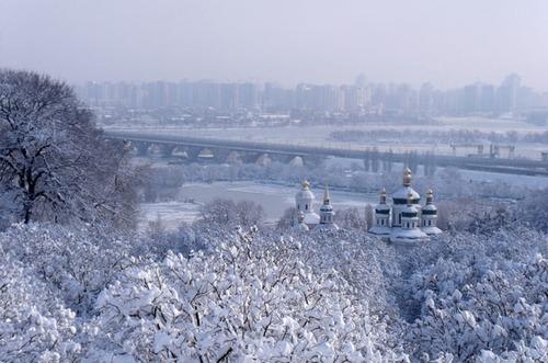 Погода в Украине 8 декабря