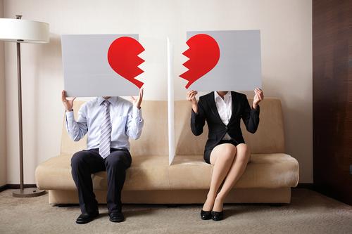 Как развод влияет на нашу личность
