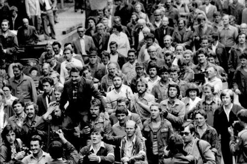 """""""Польша, тридцать пять лет назад"""" - Алексей Широпаев"""