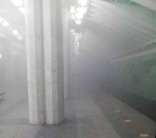В Харькове эвакуировали пассажиров метро