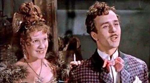 55 років тому на екрани вийшов фільм «За двома зайцями»