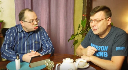 Трагедии в Анкаре, Иркутске и Берлине обсуждают Лаврентий Августович и Шурка