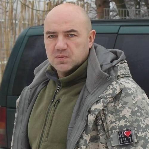 «Якоря в войсках» - Роман Доник