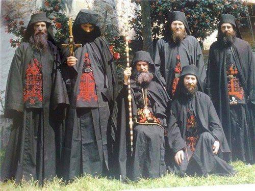 Пророчество афонских старцев о будущем Украины