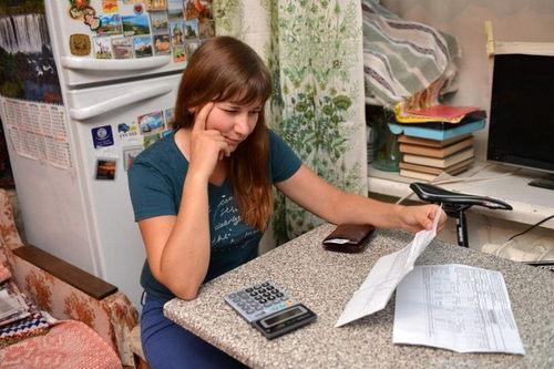 С владельцев одного жилья предлагают снять взыскание за долги по коммуналке