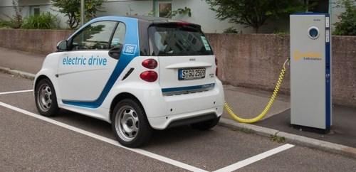 Украинцы получат субсидии на покупку электромобилей