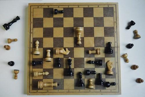 Жизнь — это тетрис, а мы играем в шахматы