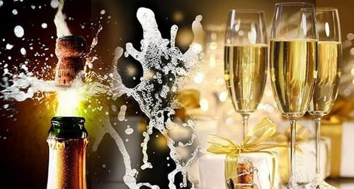 Физики объяснили, как размер пузырьков влияет на вкус шампанского
