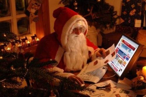 Санта-Клаус существует, на правда ли...?